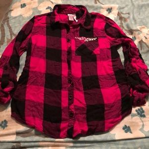 5/$20 Justice size 6 shirt